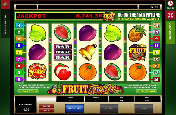 Bahisnow Meyve Slotları